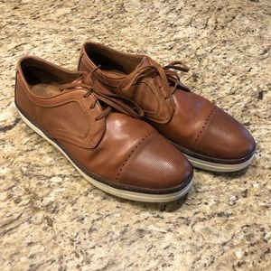 Johnston and Murphy men's casual dress shoes